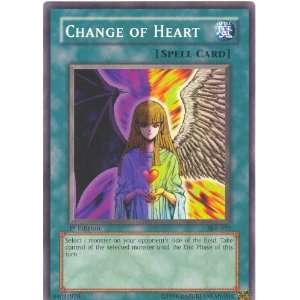 Yu Gi Oh Change of Heart   Kaiba Evolution Deck Toys & Games