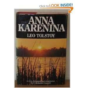 Anna Karenina (9780434787555) Leo Tolstoy, Constance