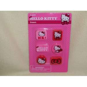 Hello Kitty Erasers Toys & Games