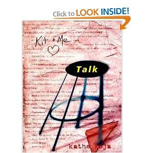 Talk (9780786288113): Kathe Koja: Books