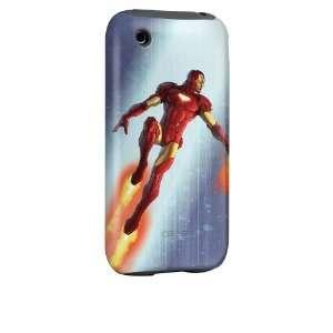 iPhone 3G / 3GS Tough Case   Iron Man   Fire Cell Phones