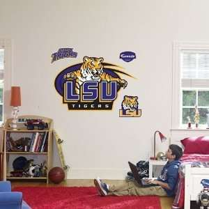 LSU Logo Fathead Wall Decal