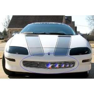 1993 1997 Chevy Camaro Stainless Billet Upper Grille