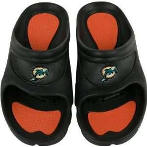 Miami Dolphins Reebok NFL Mojo Sandals