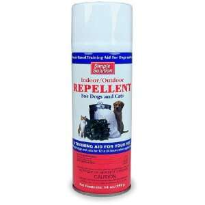 New   Indoor / Outdoor Repellent For Dogs and Cats 14 oz