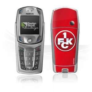Design Skins for Nokia 6820   1. FCK Logo Design Folie