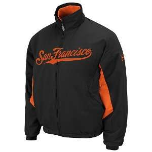 San Francisco Giants Authentic Triple Peak Premier Jacket