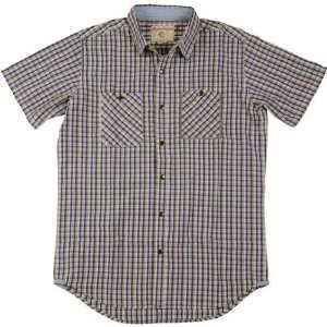 Troy Lee Designs Work Mens Polo Casual Wear Shirt   Brown