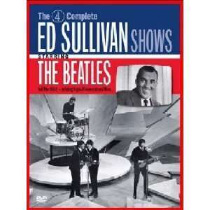 Shows Starring The Beatles (2010) Ed Sullivan (Actor), The Beatles