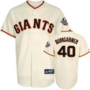 Madison Bumgarner Youth Jersey San Francisco Giants #40