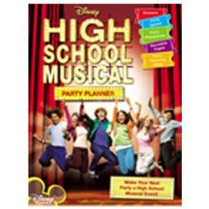 High School Musical 2 Party Planner: Toys & Games