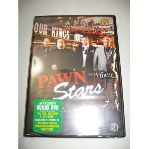 DVD, 3 DISC SET) Corey Harrison, Richard Harrison, Rick Harrison