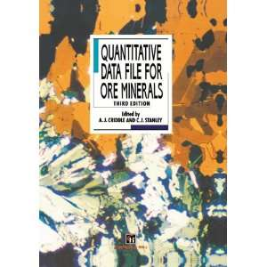 Quantitative Data File for Ore Minerals: A.J. Criddle, C.J. Stanley
