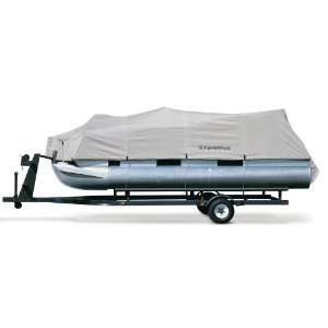 Classic Accessories HurricaneTM Pontoon Boat Cover