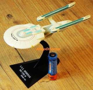 Furuta Star Trek 2 USS Enterprise Spaceship Models Full Set 11 Ships