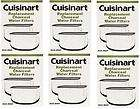 of 12 cuisinart coffee maker DCC RWF TOTAL 12 CHARCOAL WATER FILTERS