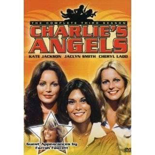 Fourth Season Jaclyn Smith, Cheryl Ladd, Shelley Hack, David Doyle