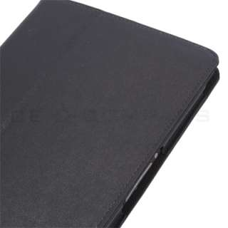 Flip Leather Case Cover Guard For Blackberry Playbook + LCD Screen