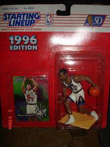 Damon Stoudamire 1996 SLU Rookie Toronto Raptors NEW