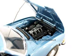 new 118 scale diecast car model of Peugeot 504 die cast car by Norev