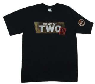 Army Of Two The 40th Day T shirt