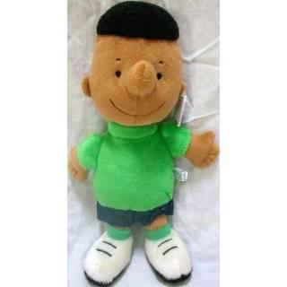 UFS Peanuts Snoopy, 14 Franklin Plush Stuffed Cuddly Soft Doll Toy