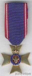 Royal Victorian Order, Member (M.V.O.), official, s9185