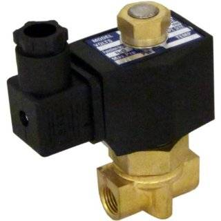Solenoid Valve 12 volt Air, Water  Industrial & Scientific