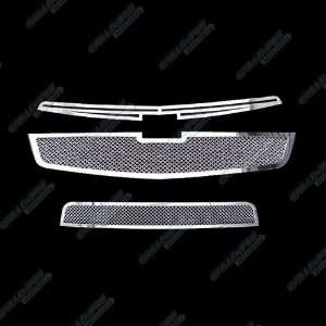 2011 2012 Chevy Cruze Stainless Steel Mesh Grille Grill