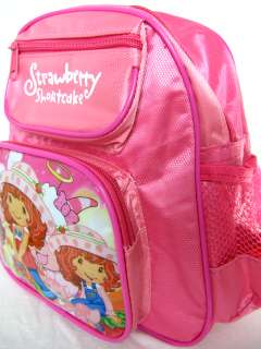 Strawberry Shortcake mini School bag / backpack Bag BTS