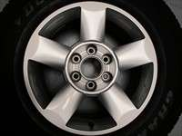Four 04 12 Nissan Titan Armada Factory 18 Wheels Tires OEM Rims 62438