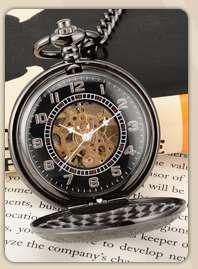 Mechanical / Quartz Alloy Pendant Lady Men Pocket Watch