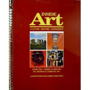 Teachers Edition (Book Two) (9780874431049) Rebecca Brooks Books