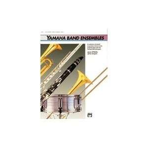 Alfred Publishing 00 5974 Yamaha Band Ensembles, Book 3