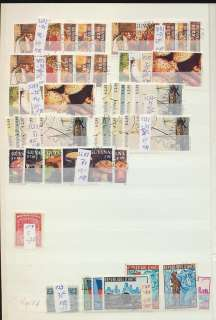 Cuba Brazil Canada OLD/Modern M&U(Appx 900+)Sport Wildlife Minisheets
