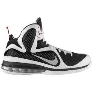 Nike LeBron 9   Mens   Basketball   Shoes   White/Black