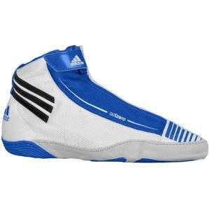 adidas adiZero Sydney   Mens   Wrestling   Shoes   White/Black/Royal