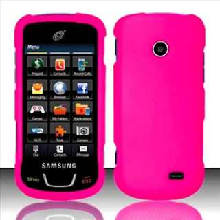 Rubberized Hard Case Cover for Samsung T528g Straight Talk Accessory