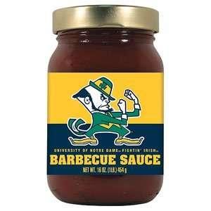 Dame Fighting Irish NCAA Barbecue Sauce   16oz