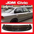JDM 2000 Honda Civic Sedan EK 4 Door Rear Roof Visor with Brackets Sun