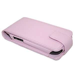 PINK Flip Case/Cover/Pouch for Samsung S8000 Jet Electronics
