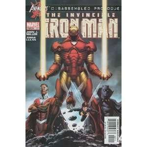 Iron Man (3rd Series) (1998) #84