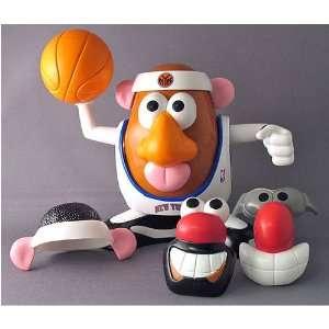 New York Knicks NBA Sports Spuds Mr. Potato Head Toy