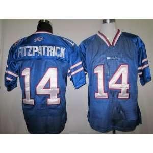 buffalo bills #14 ryan fitzpatrick blue jersey buffalo bills jerseys