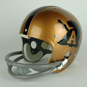 Army Black Knights Suspension Football Helmet History