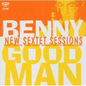 New Sextet Sessions Benny Goodman Music