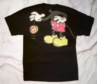 Disney Park MICKEY MOUSE Yo Yo T Shirt XX Large NEW