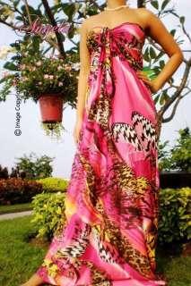 Yellow Women Halter Neck Long Maxi Dress Size M L 6 8 10 12 US