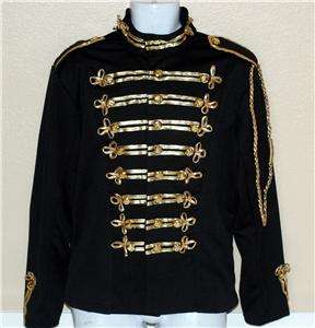 JACKSON Boys Military Prince JACKET + PANTS with GOLD TRIMS New