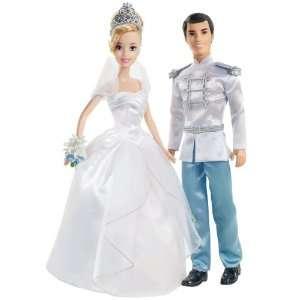 Disney Princess Cinderella Fairytale Wedding Giftset Toys